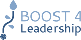 Boost 4 Leadership Logo